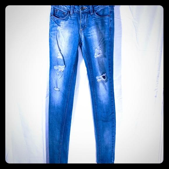BDG Denim - BDG Skinny Cigarette Jeans
